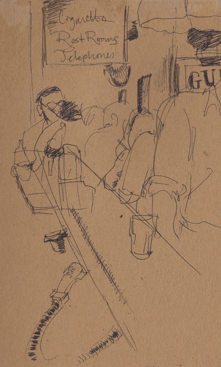 NY sketch 3 - 1997 #waybackmachine