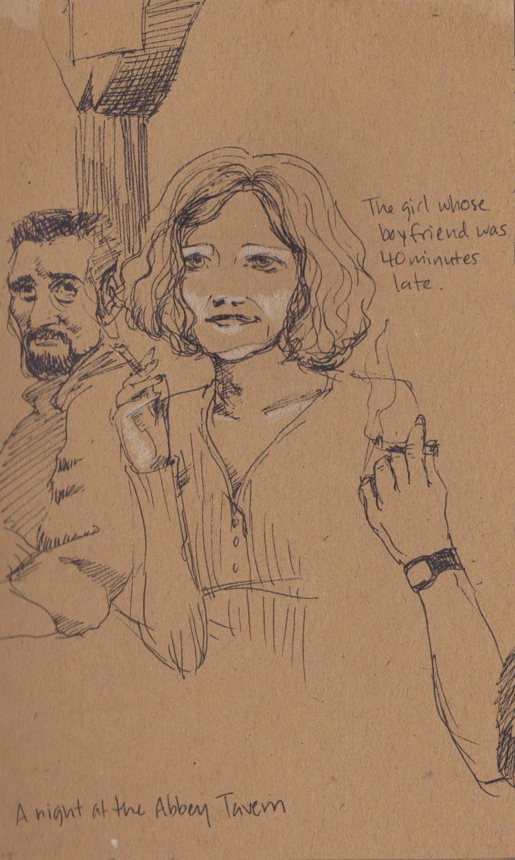 NY sketch 4 - 1997 #waybackmachine