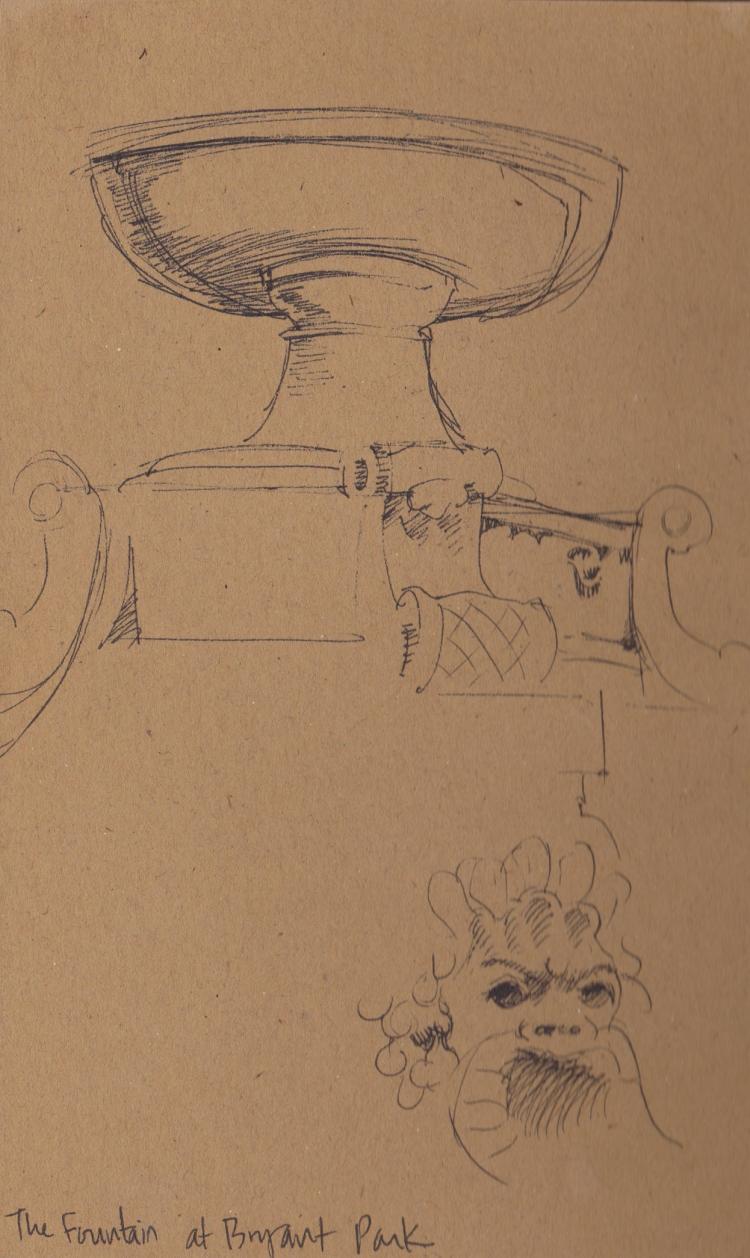 NY sketch 11 - 1997 #waybackmachine
