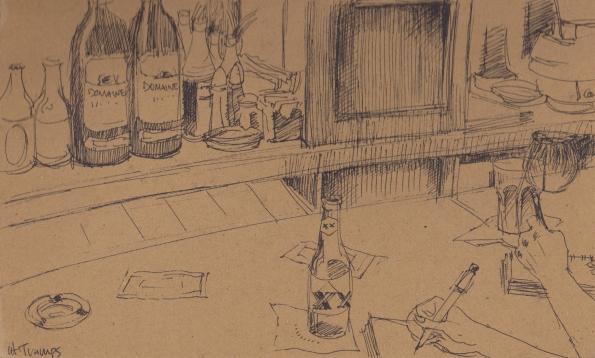 NY sketch 13 - 1997 #waybackmachine