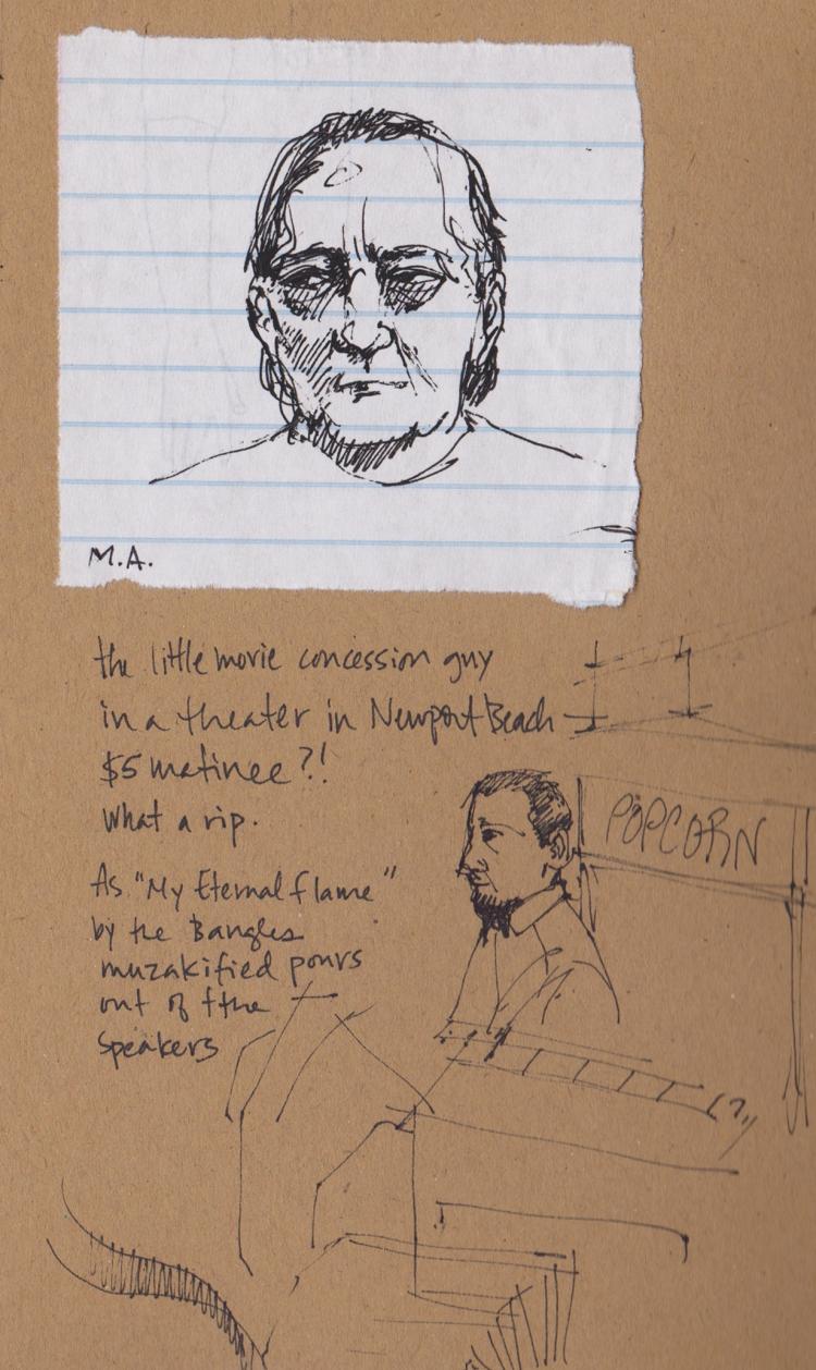 NY sketch 25 - 1997 #waybackmachine