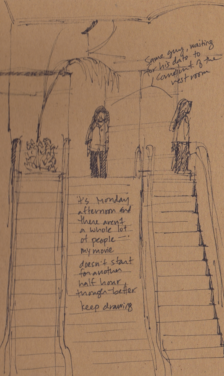 NY sketch 26 - 1997 #waybackmachine