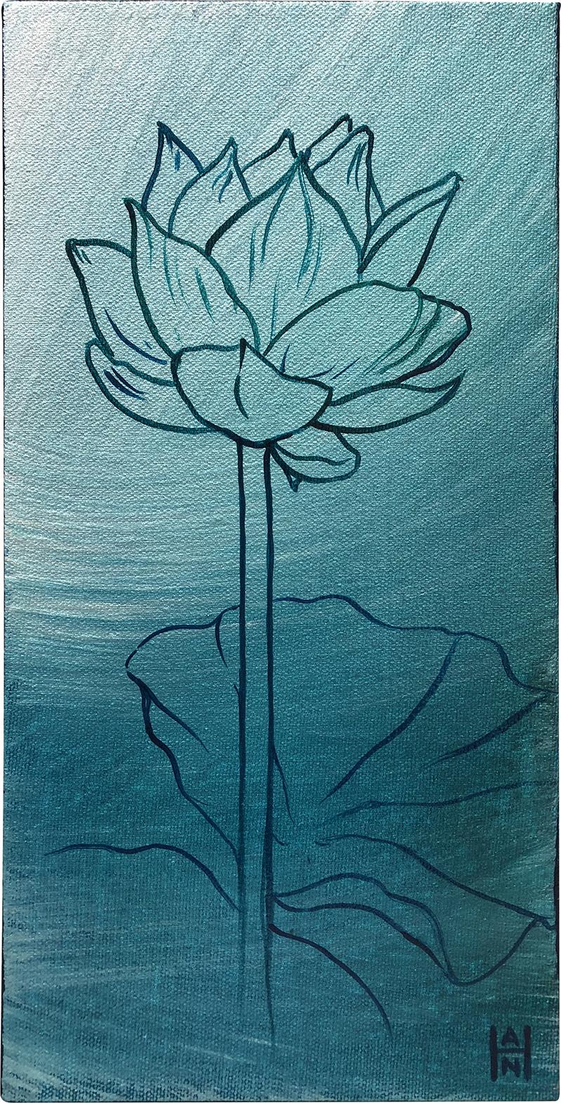 Tall Lotus 2