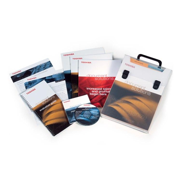 Toshiba Document Solutions Sales Kit
