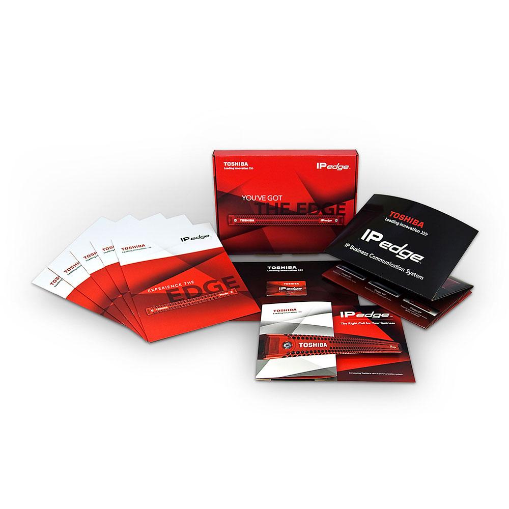 Toshiba IPedge Launch Kit